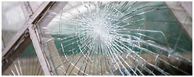 Maldon Smashed Glass